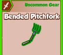 Bended Pitchfork