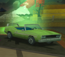 70's Sports Car