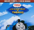 The Adventures of Thomas (Mexican boxset)