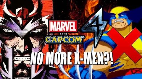 NO MORE X-MEN?! Marvel Vs. Capcom 4 Rumor **UPDATE**-0