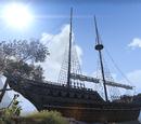 Schiffbrüchige Seeleute