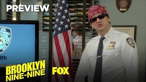 Preview- Captain CJ Goes Undercover - Season 4 Ep. 9 - BROOKLYN NINE-NINE
