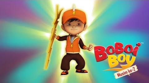 Jelmaan BoBoiBoy