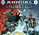 Injustice: Gods Among Us - Año Cinco Anual Vol.1 1