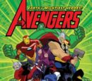 The Avengers: Earth's Mightiest Heroes Soundtracks