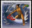 Māui (Mitología maorí)