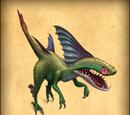 Schneller Stachel/Dragons-Aufstieg von Berk