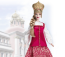 Princess of Imperial Russia Barbie Doll