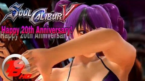 Soul Callibur V 20th Anniversary PS3 Soul Calibur 6? PS4 2018