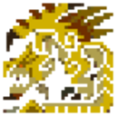 MH4U-Gold Rathian Icon.png