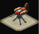 Flamethrower Turret