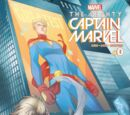 Mighty Captain Marvel Vol 1 0