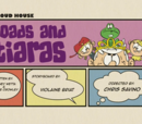 Sapos e Tiaras