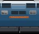 6 Power Diesel Locomotives