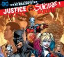 Justice League vs. Suicide Squad Vol 1 1