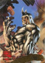 Aleksei Sytsevich (Earth-616) from Marvel Masterpieces Trading Cards 1995 Set 0001.jpg