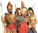 Pueblos Conquistados por los Aliasinos