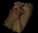 Штаны из оленьей кожи