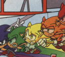Multi-colored Sonics