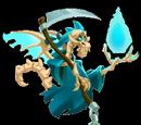 Dragón Parca