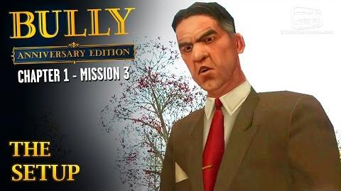 Bully Anniversary Edition - Mission 3 - The Setup