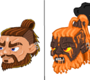 Character Idea/Iceland