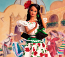 Mexican Barbie Doll (14449)
