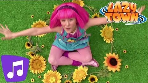LazyTown Teamwork Music Video