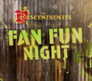 Descendientes - Fan Fun Night