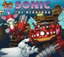 Archie Sonic the Hedgehog Issue 286