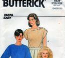 Butterick 6639 B