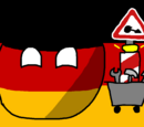 West Germanyball