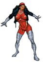 Tamika Bowden (Earth-616) from FF Fifty Fantastic Years Vol 1 1 001.png