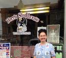 Harris Steakhouse AKA The Mothman Diner