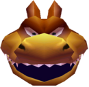 Crash Bandicoot 3 Warped Dingodile Head in Vortex.png