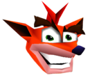 CTR Crash Bandicoot Head.png