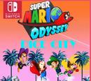 Super Mario Odyssey: Dice City
