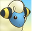 Cara de Mareep 3DS.png