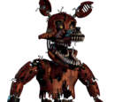 Nightmare Foxy (Five Nights at Freddy's Series)