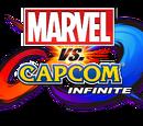 Lista de movimientos en Marvel vs. Capcom: Infinite (Capcom)