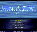 M.U.G.E.N (character)/Ironcommando's version