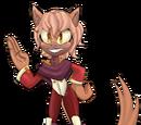 Zazzy Mace the cat