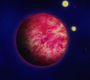 Planet Vegeta (Dragon Ball Series)