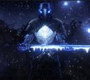 Cursed warrior 343/AZURATH (ORIGINAL)