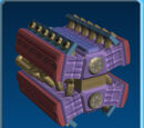 Twin V12 Engine