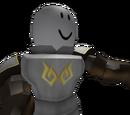 Giant Armour Noob