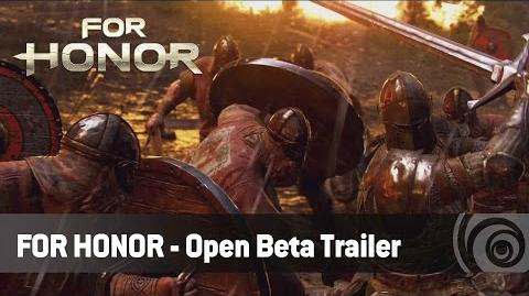 For Honor - Beta Abierta Trailer