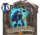 The Steel Sentinel (heroic card)