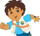 Go, Diego, Go! Characters