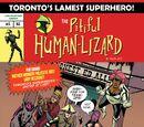 The Pitiful Human Lizard Issue 5